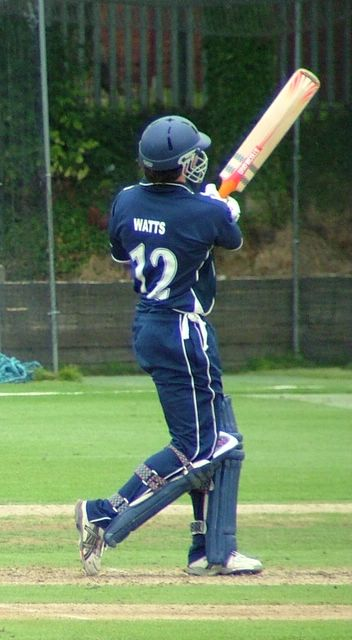 Watts on way to his 171*.