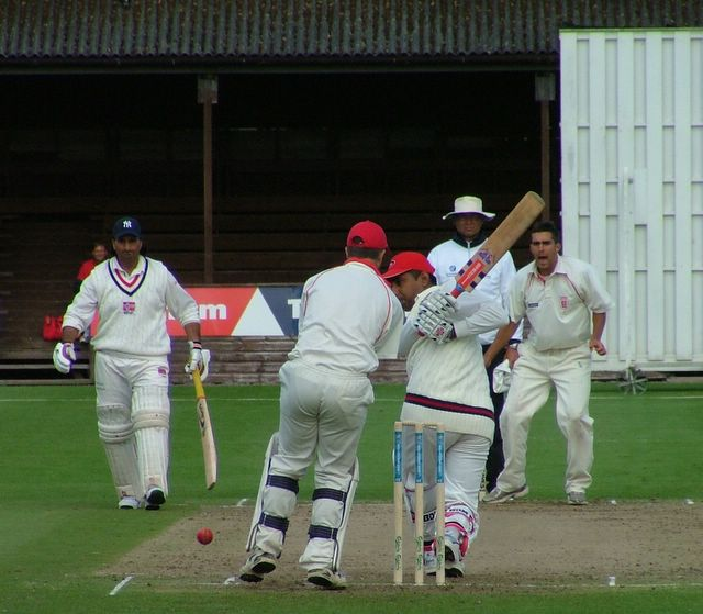 More runs for the Norwegians, who were controversially asked to bat by Jersey.