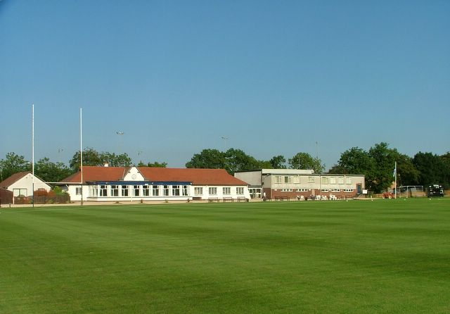 The New Anniesland pavilion in all its glory