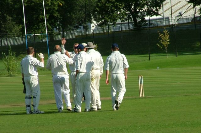 Another wicket for Accies